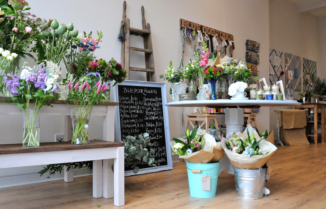 independent florists shops